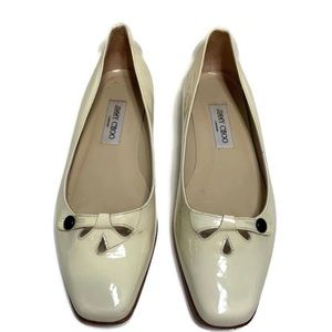 Jimmy Choo Authentic Vintage Flats.